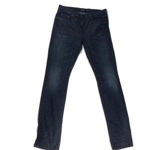 Vince cigarette dark wash skinny jeans size 30